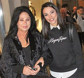 Tuvana Türkay ve annesi Armağan Türkay